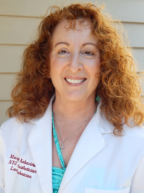Margaret Kabacinski, NYS Lic. Aesthetician, C.L.T.
