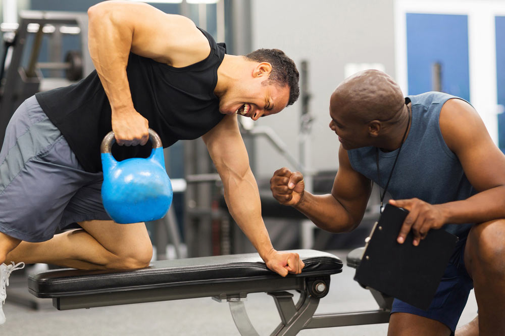 Why Hire a Personal Trainer?