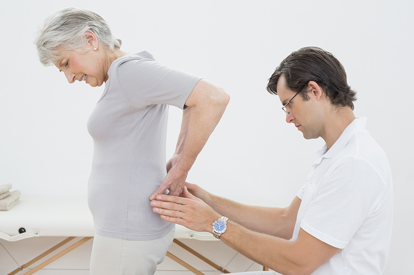 Lower Back Pain Trigger Point Therapy