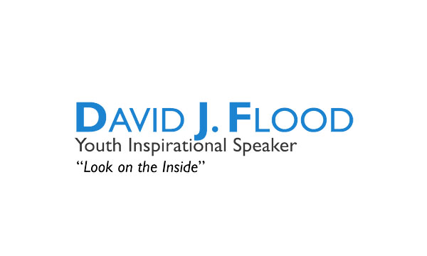 David J Flood Logo