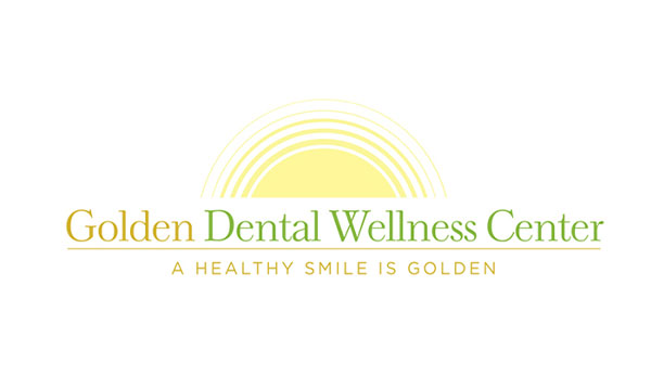 Golden Dental Wellness Center Logo