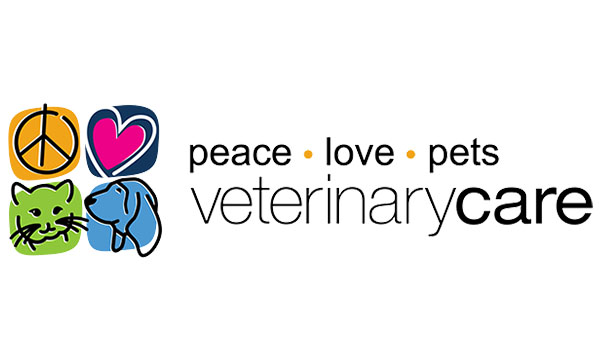 Peace Love Pets Logo