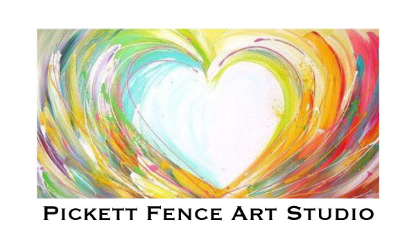 Pickett Fence Art Studio Logo