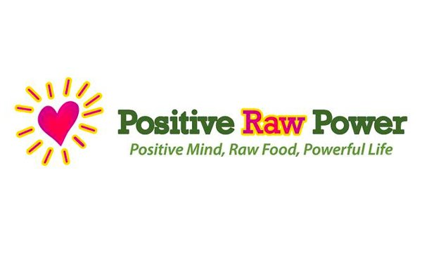 Positive Raw Power Logo