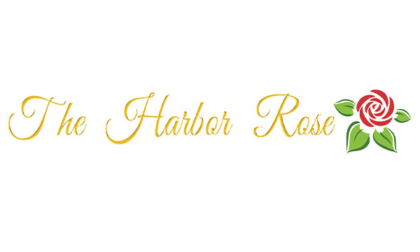 The Harbor Rose Logo