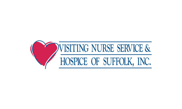 Visiting Nurse Service and Hospice of Suffolk Logo