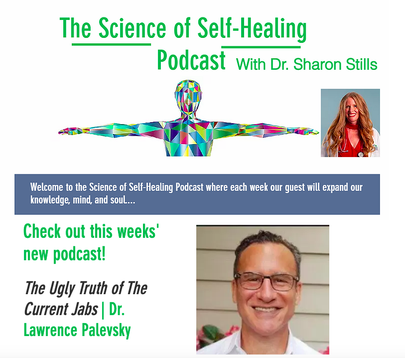 Palevsky Ugly Truth About Current Jabs - Science of Self Healing